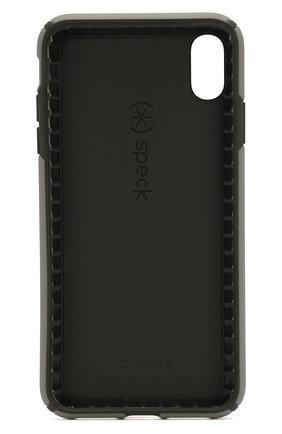 Мужской чехол для iphone xs max SPECK серого цвета, арт. 119393-7684 | Фото 2