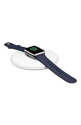 Мужская dock-станция для apple watch с магнитным креплением APPLE  белого цвета, арт. MU9F2ZE/A | Фото 2