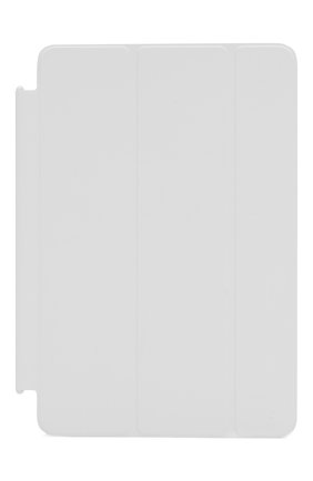 Мужской чехол smart cover для ipad mini APPLE белого цвета, арт. MVQE2ZM/A | Фото 1