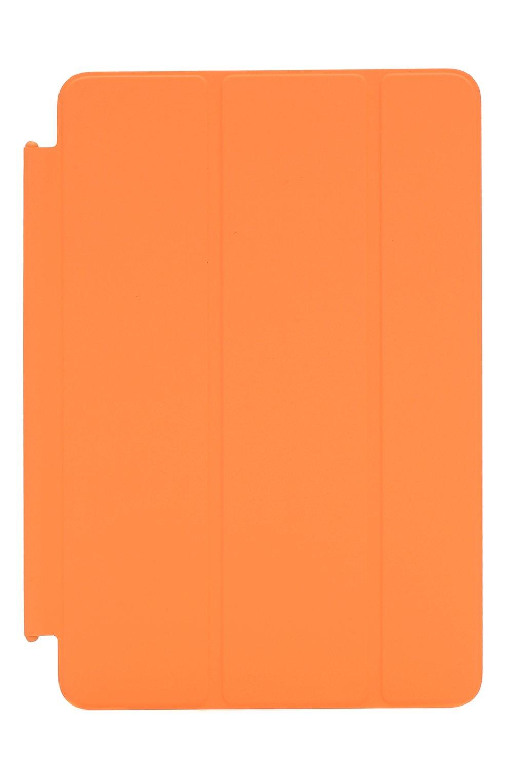 Чехол smart cover для ipad mini APPLE  оранжевого цвета, арт. MVQG2ZM/A   Фото 1