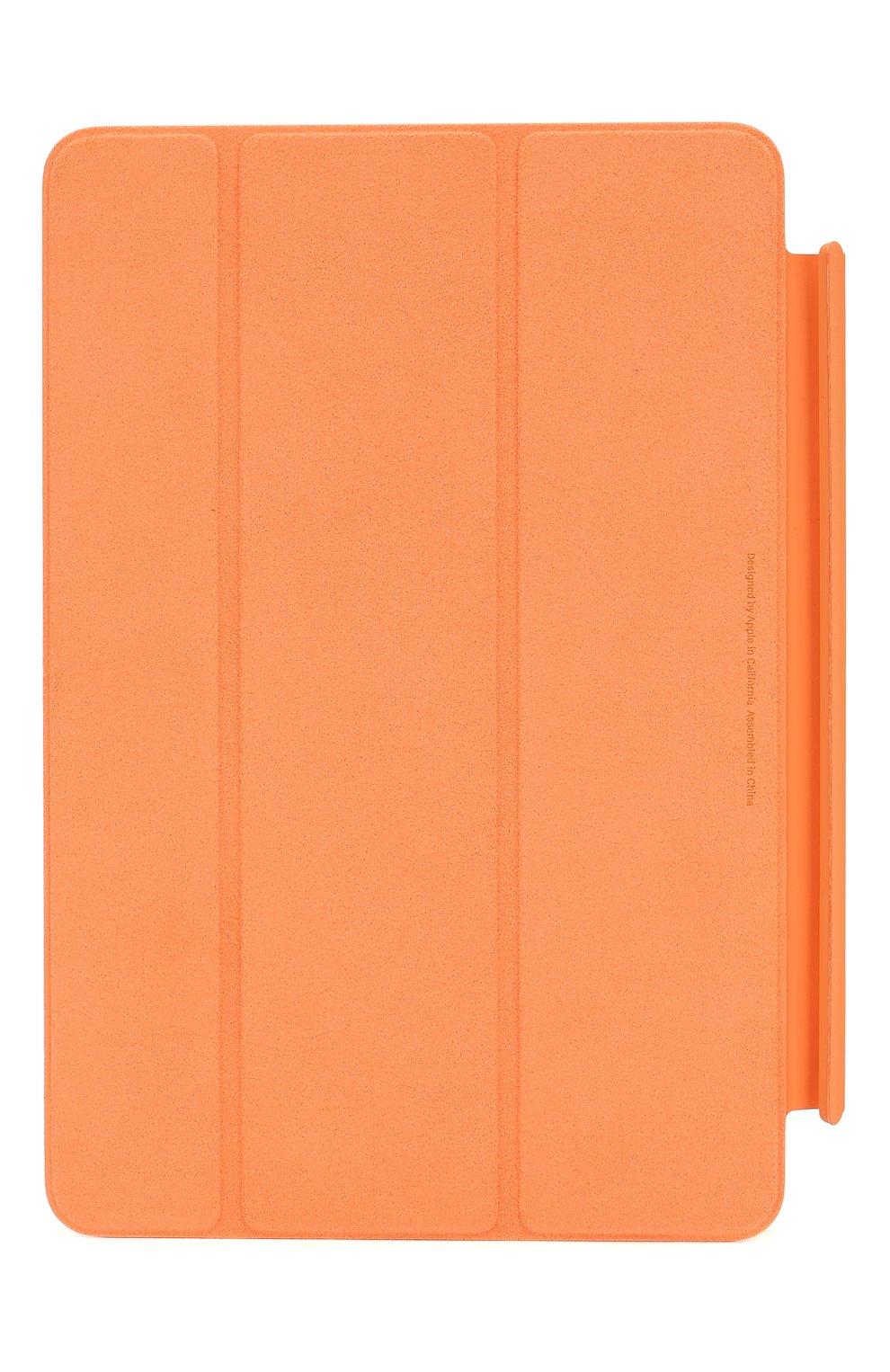 Чехол smart cover для ipad mini APPLE  оранжевого цвета, арт. MVQG2ZM/A   Фото 2