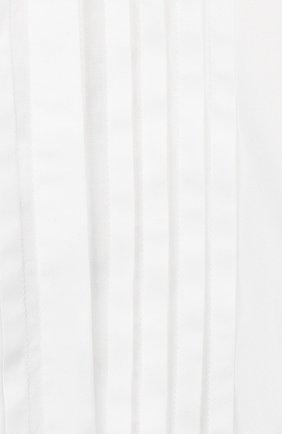 Хлопковая блузка   Фото №3