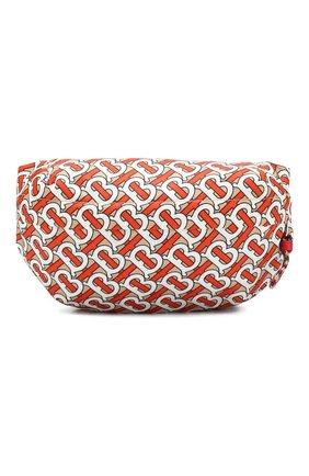Мужская поясная сумка BURBERRY оранжевого цвета, арт. 8010744 | Фото 1