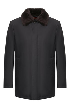 Шерстяная куртка Berger | Фото №1