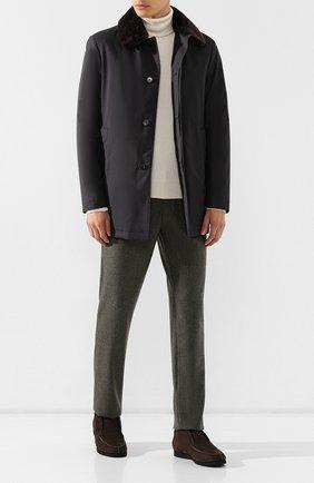 Шерстяная куртка Berger | Фото №2