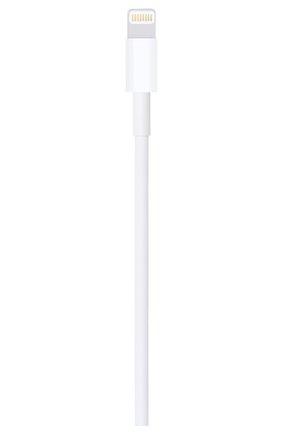 Мужской кабель lightning/usb 2m APPLE  белого цвета, арт. MD819ZM/A | Фото 2