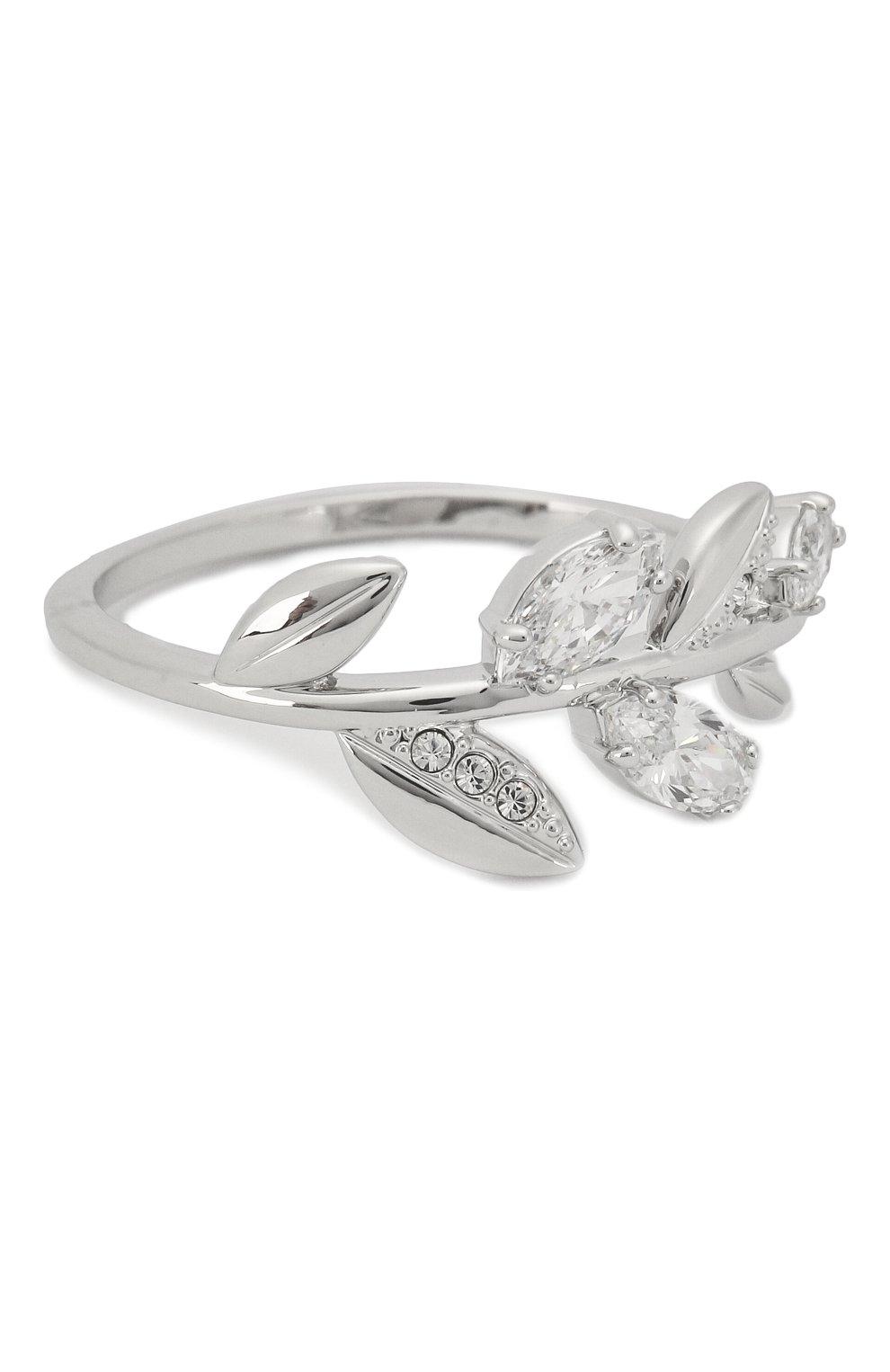 Женское кольцо mayfly SWAROVSKI серебряного цвета, арт. 5441194 | Фото 1