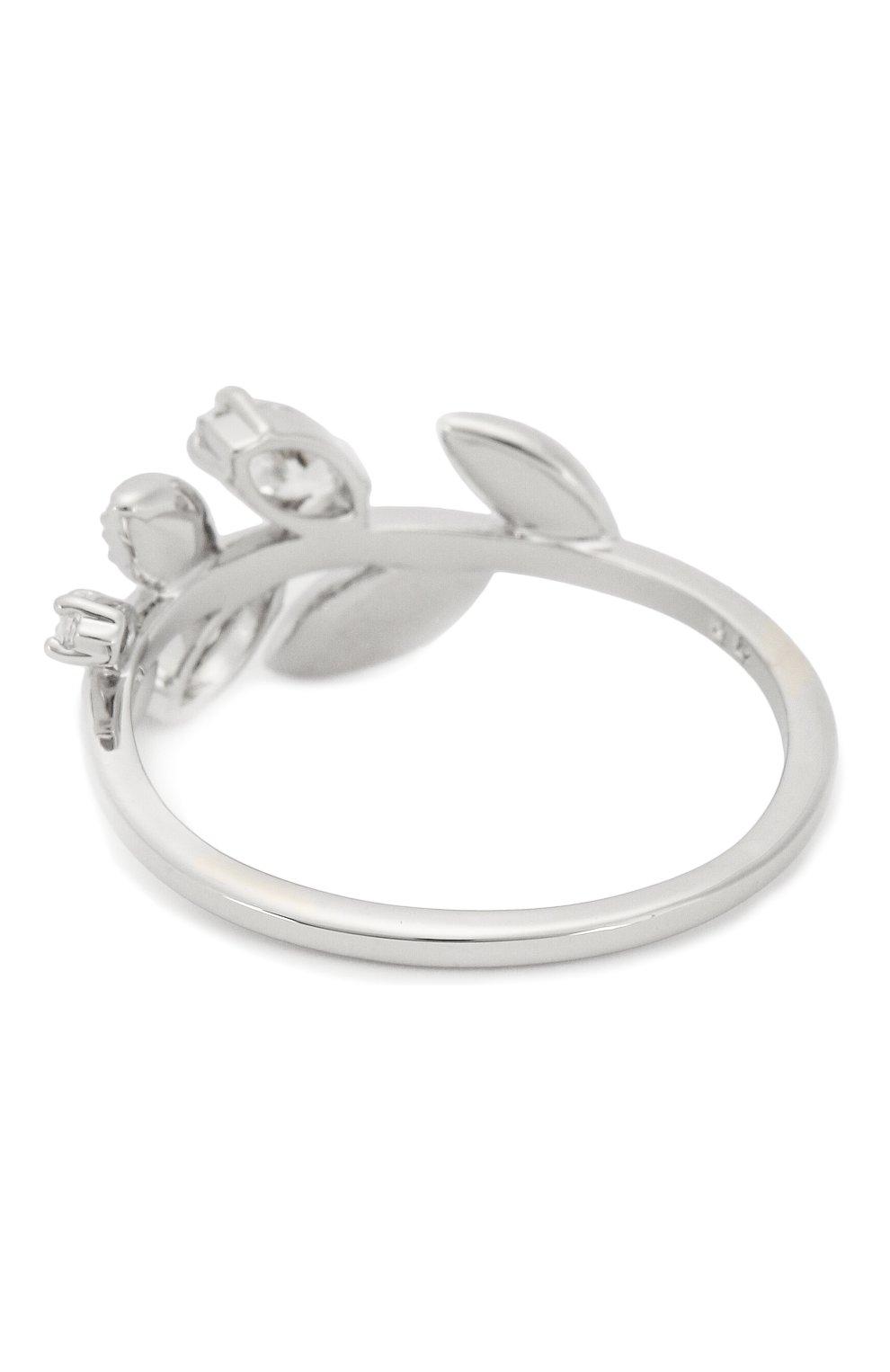 Женское кольцо mayfly SWAROVSKI серебряного цвета, арт. 5441194 | Фото 2