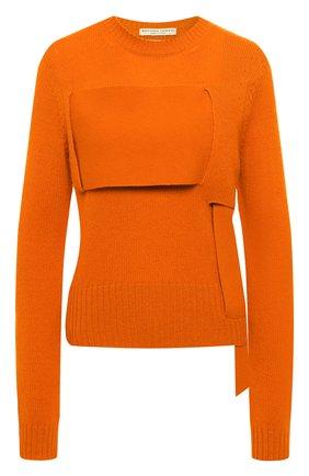 Кашемировый пуловер | Фото №1