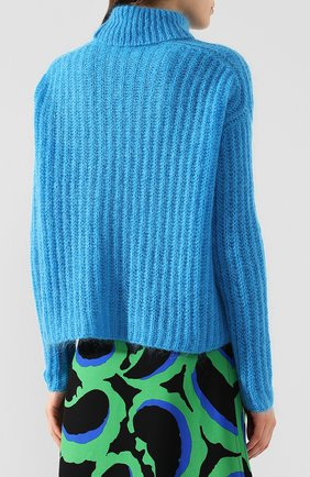 Вязаный пуловер | Фото №4