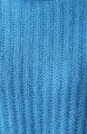 Вязаный пуловер | Фото №5