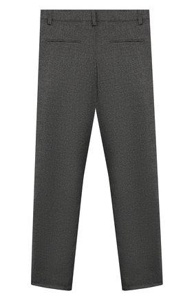 Детские брюки ALETTA темно-серого цвета, арт. AM999496R/9A-16A | Фото 2