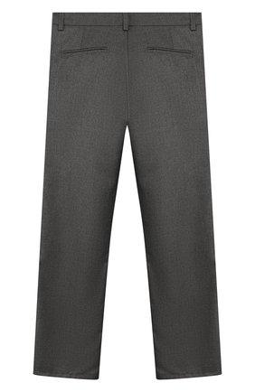 Детские брюки ALETTA темно-серого цвета, арт. AM999496N/9A-16A | Фото 2