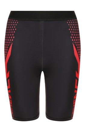 Женские шорты GIVENCHY красного цвета, арт. BW50D930E8 | Фото 1