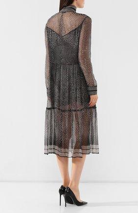 Шелковое платье | Фото №4