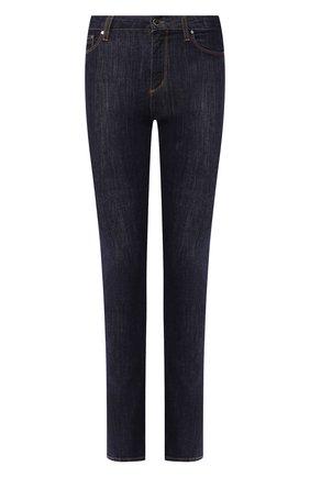 Женские джинсы KITON синего цвета, арт. DJ4801/X05S01 | Фото 1