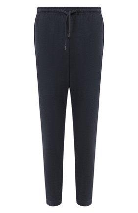 Мужские брюки DEREK ROSE темно-серого цвета, арт. 9403-MARL001 | Фото 1