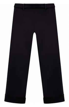 Детские брюки ALETTA синего цвета, арт. AF999407N/9A-16A   Фото 2