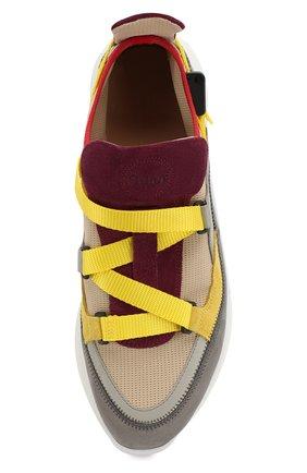 Комбинированные кроссовки Sonnie | Фото №5