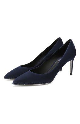 Замшевые туфли Grace | Фото №1