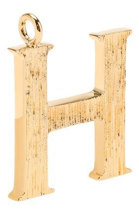 Женские подвеска для сумки alphabet key CHLOÉ золотого цвета, арт. CHC15WK00HCB79DA | Фото 2