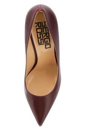 Кожаные туфли   Фото №5