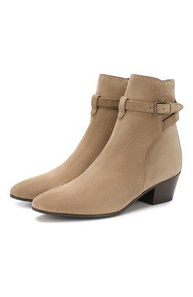 Замшевые ботинки West | Фото №1