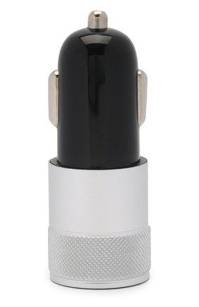 Мужского автомобильное зарядное устройство UBEAR черного цвета, арт. CC02GR01-AD | Фото 1