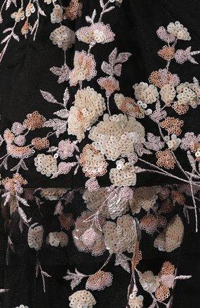 Женская юбка-миди SELF-PORTRAIT разноцветного цвета, арт. SP22-117 | Фото 5