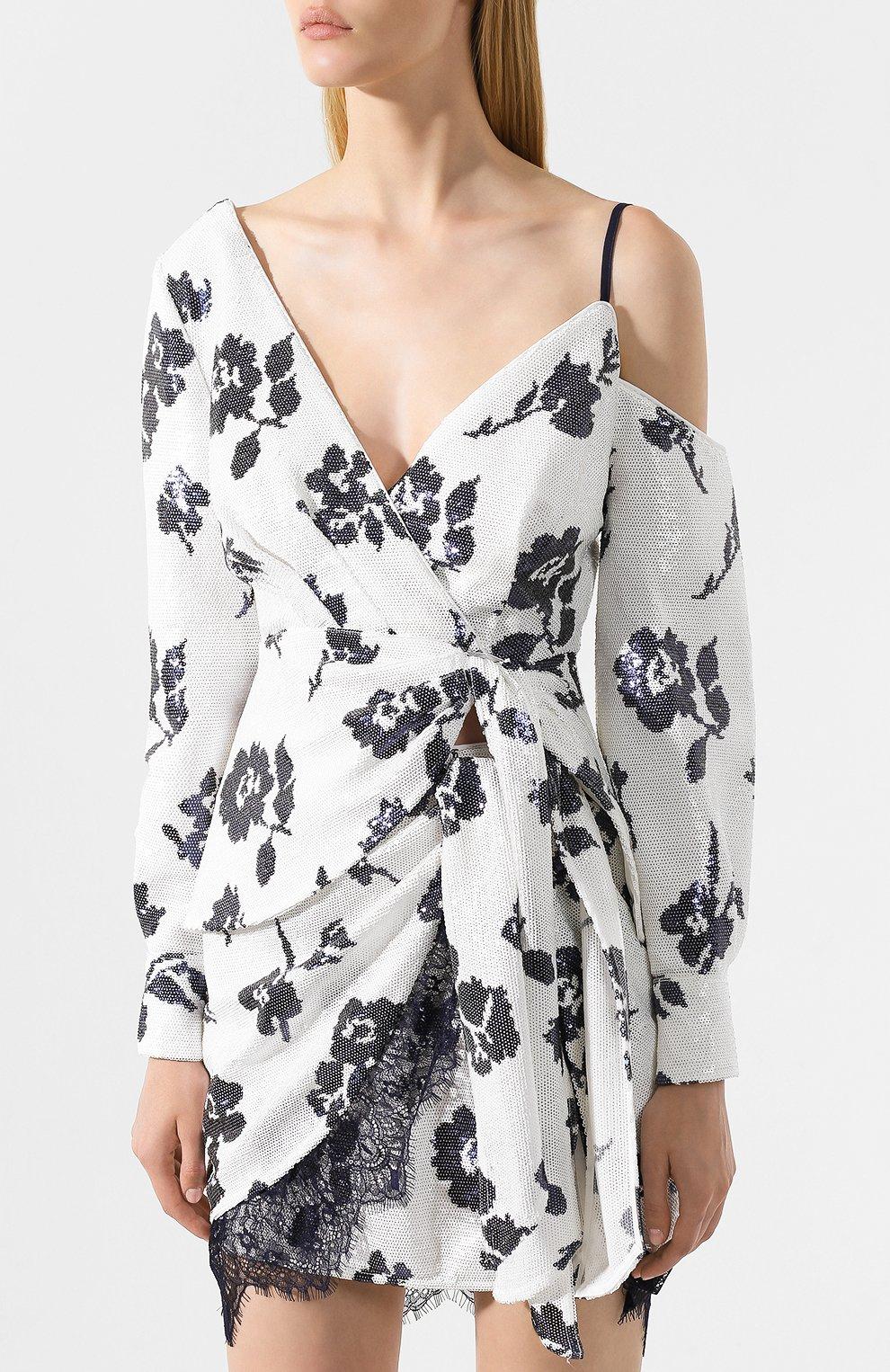 Блуза с пайетками | Фото №3