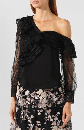 Блузка из вискозы | Фото №3