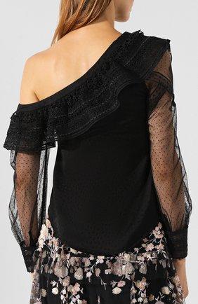 Блузка из вискозы | Фото №4