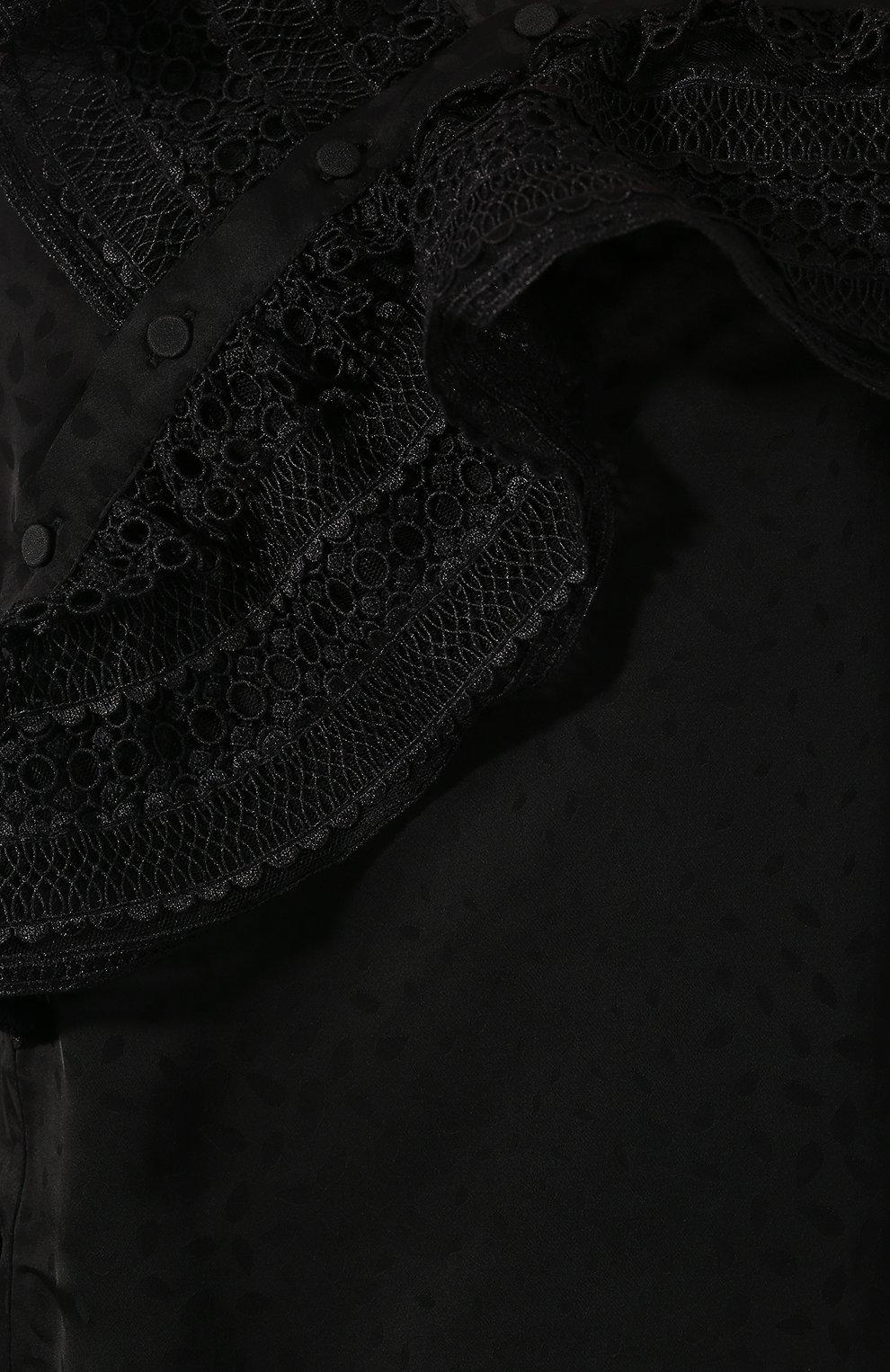 Блузка из вискозы | Фото №5