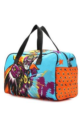 Детская сумка дорожная DOLCE & GABBANA разноцветного цвета, арт. EM0049/AK455 | Фото 2
