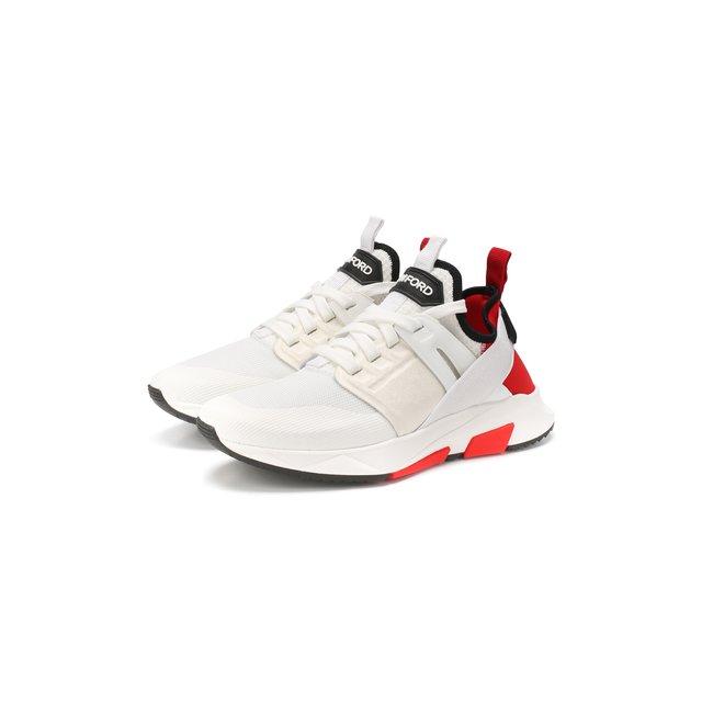 Комбинированные кроссовки Jago Tom Ford — Комбинированные кроссовки Jago