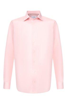 Мужская хлопковая сорочка ETON кораллового цвета, арт. 3546 79311 | Фото 1