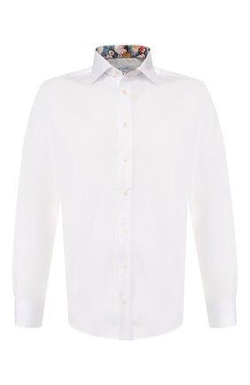 Мужская хлопковая сорочка ETON белого цвета, арт. 3000 00632 | Фото 1