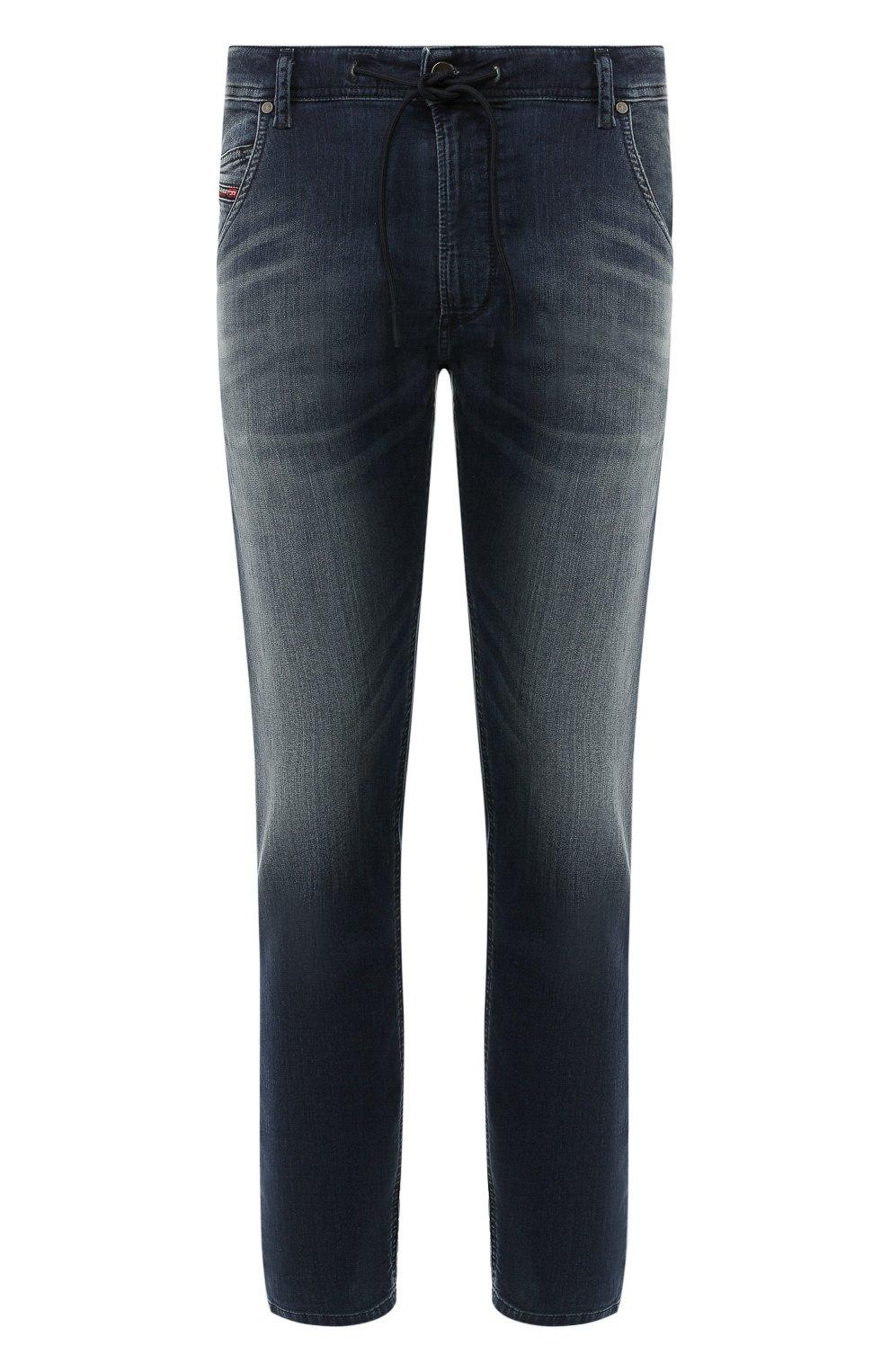 Мужские джинсы DIESEL синего цвета, арт. 00SU3F/069HH | Фото 1