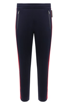 Мужской брюки MONCLER темно-синего цвета, арт. E2-091-87072-00-C8005 | Фото 1