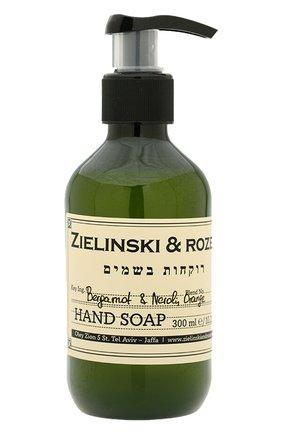 Жидкое мыло для рук Bergamot & Neroli, Orange | Фото №1