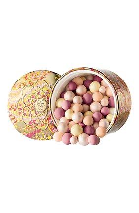 Пудра в шариках для сияния Météorites Perles de Satin | Фото №1