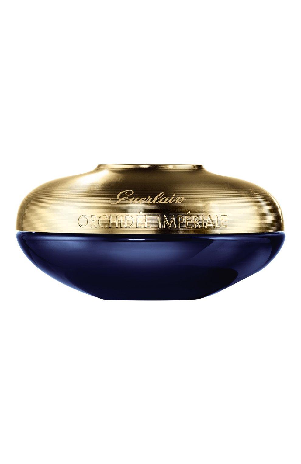Крем для лица с облегчённой текстурой orchidée impériale (50ml) GUERLAIN бесцветного цвета, арт. G061517 | Фото 1 (Статус проверки: Проверена категория)