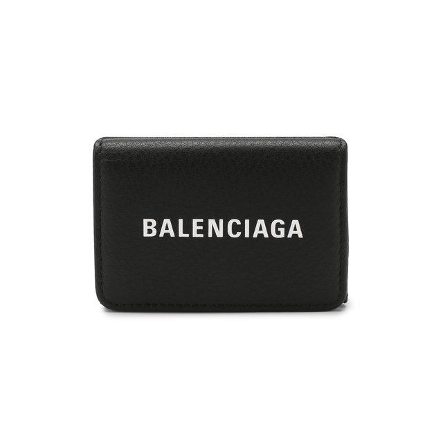 Кожаное портмоне Everyday Balenciaga