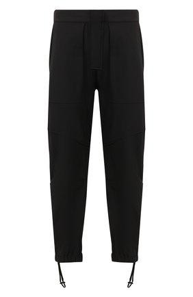 Мужской брюки BOTTEGA VENETA черного цвета, арт. 578195/VA5S0 | Фото 1