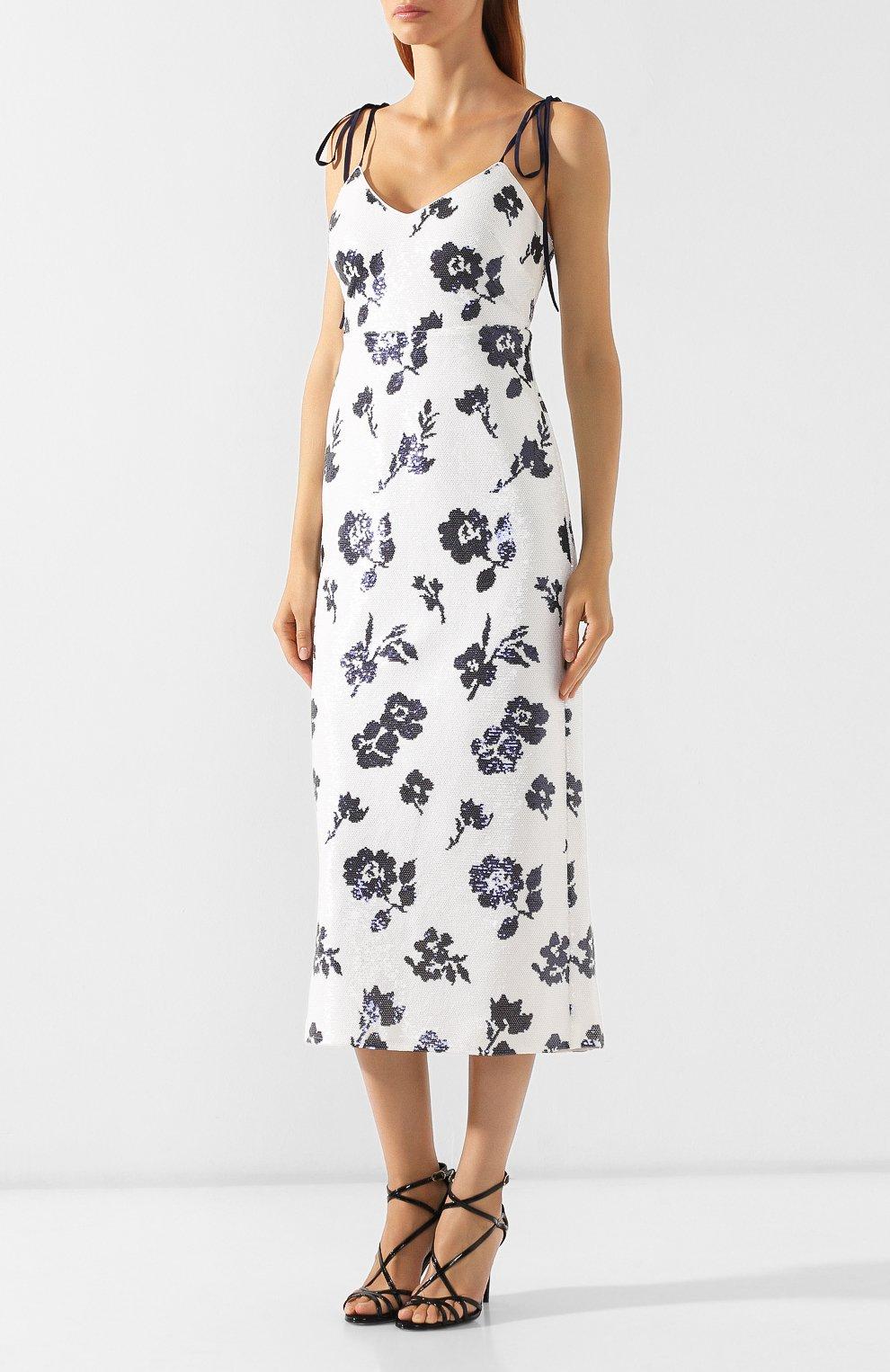 Платье с пайетками | Фото №3