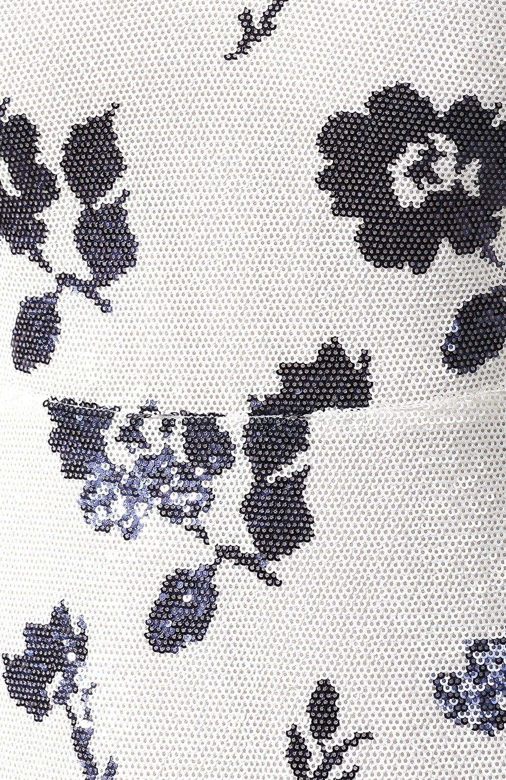 Платье с пайетками | Фото №5