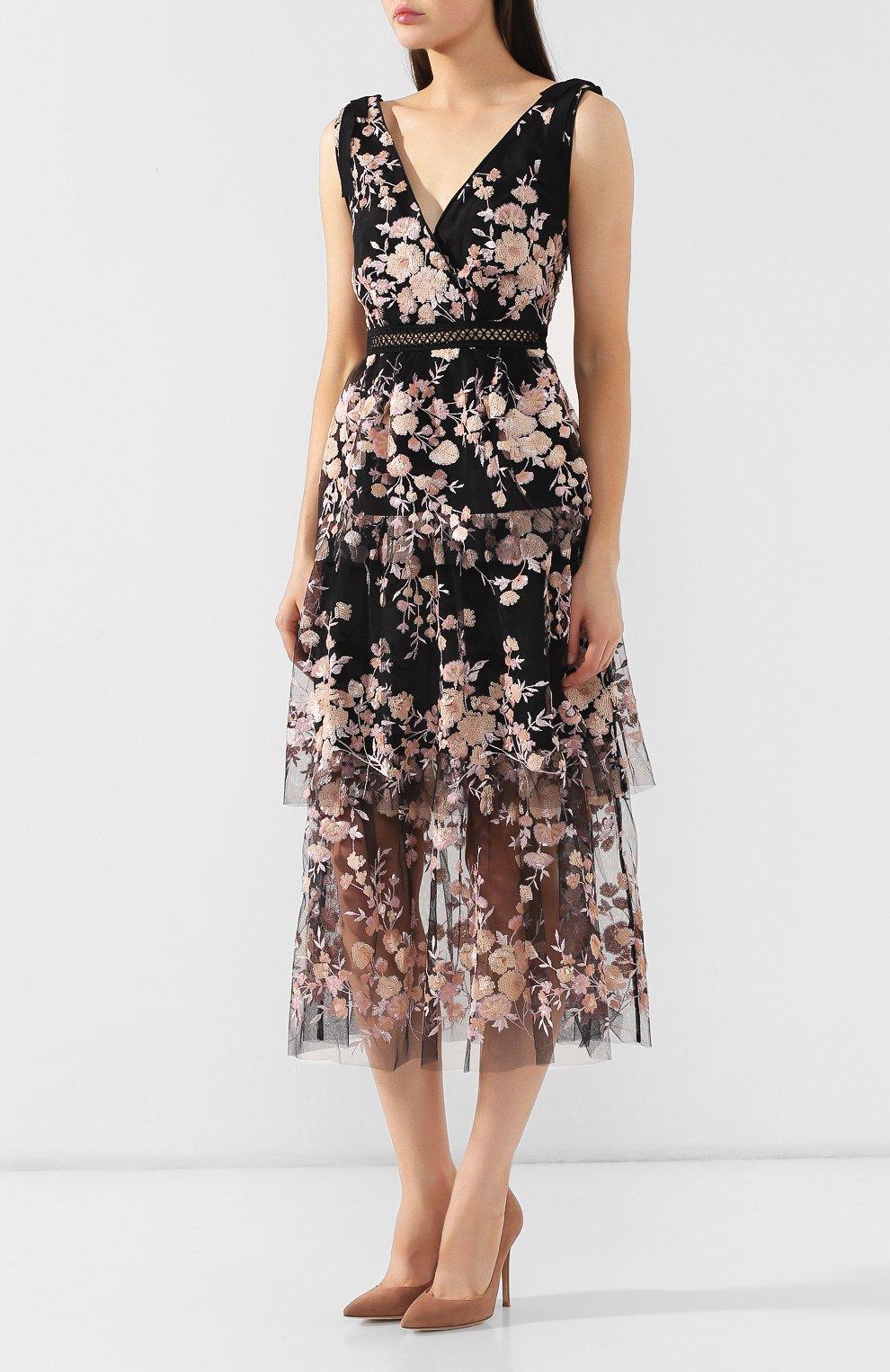 Платье-миди   Фото №3