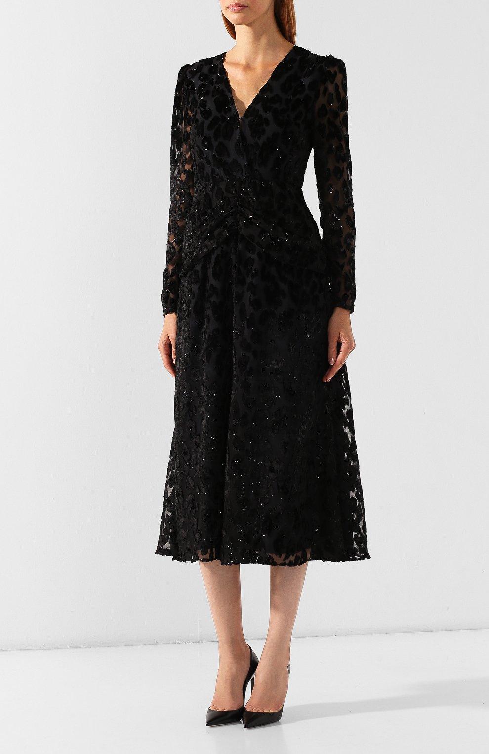 Платье-миди | Фото №3