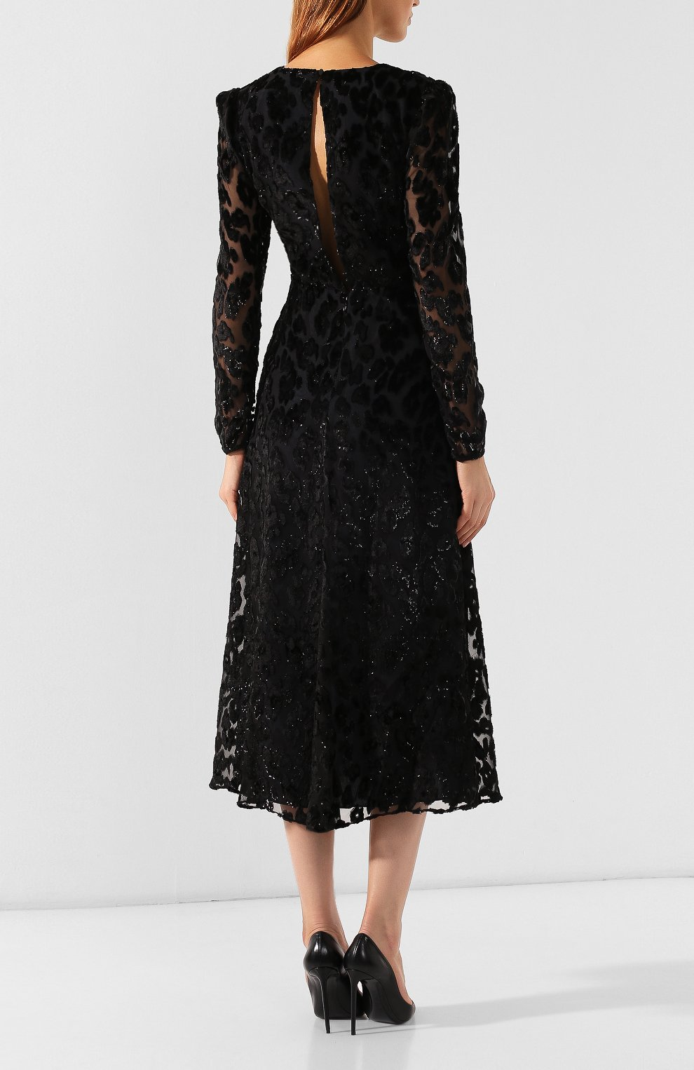 Платье-миди | Фото №4