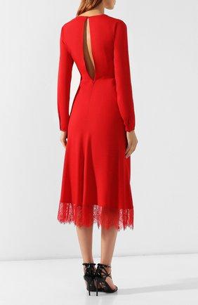 Платье из вискозы | Фото №4